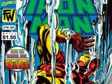 Iron Man Vol 1 318