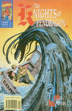 Knights of Pendragon Vol 1 3