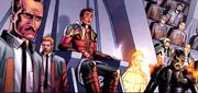 Leonid (Earth-616) trial S.H.I.E.L.D. Vol 2 2