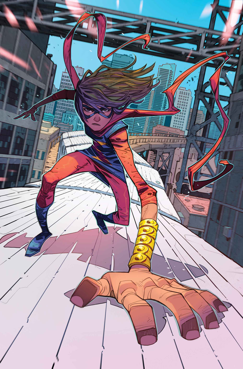 Kamala Khan (Earth-616) | Marvel Database | FANDOM powered by Wikia
