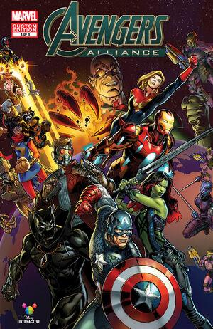 Marvel Avengers Alliance Vol 1 4