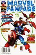 Marvel Fanfare Vol 2 1