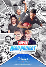 Marvel Hero Project Poster 001
