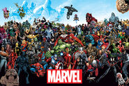 Marvel Universe NOW!