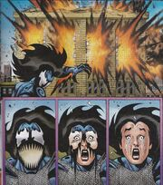 May Parker (Earth-19725)'s death from Spider-Girl The End Vol 1 1 001