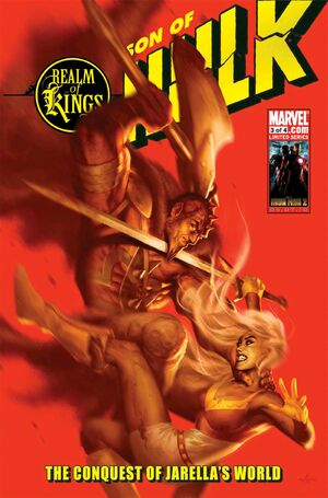 Realm of Kings Son of Hulk Vol 1 3