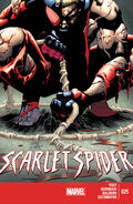 Scarlet Spider Vol 2 25