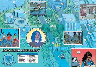 Sotomayer University from America Vol 1 1 001