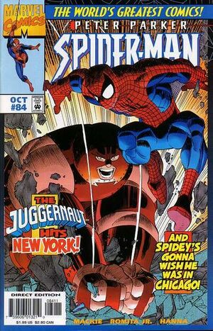 Spider-Man Vol 1 84