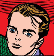 Thomas Gideon (Earth-616) as a child from Fantastic Four Vol 1 34
