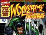 Wolverine Days of Future Past Vol 1 1