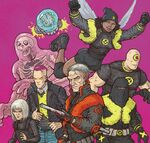 X-Men (Magneto's) (Earth-55133) from E Is For Extinction Vol 1 1 001