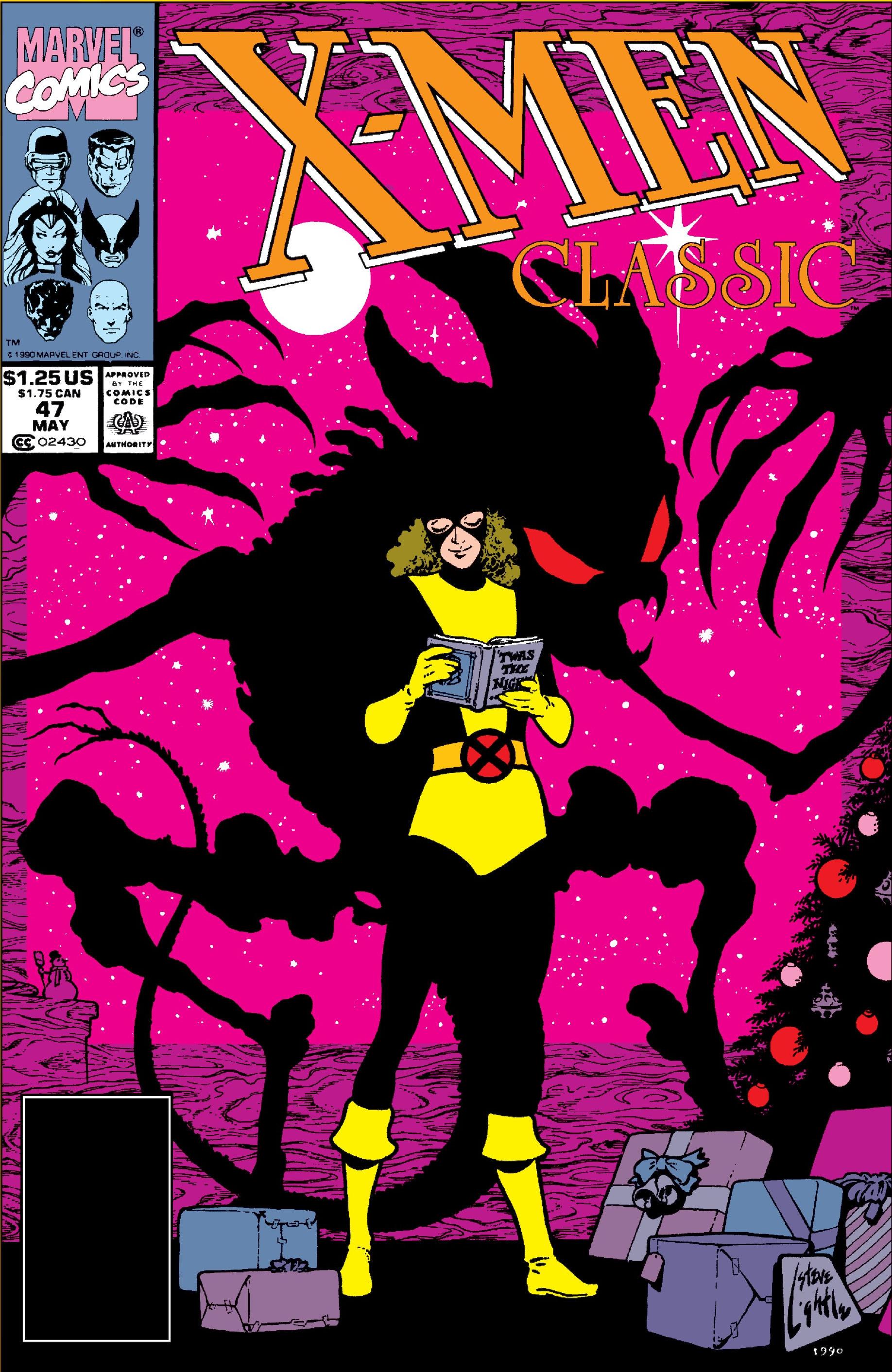 X-Men Classic Vol 1 47