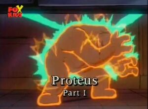 X-Men The Animated Series Season 4 4 Screenshot