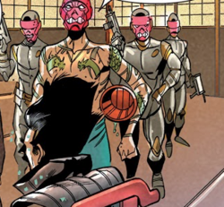 Yamaguchi-Kai Clan (Earth-616) from X-Men Legacy Vol 2 3 001