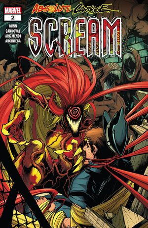 Absolute Carnage Scream Vol 1 2