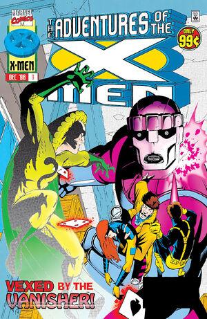 Adventures of the X-Men Vol 1 9