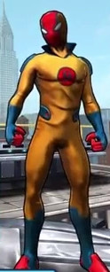 Agent 9 (Peter Parker) from Spider-Man Unlimited (Video Game) 0001