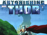 Astonishing Thor Vol 1 1