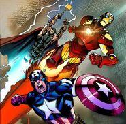 Avengers (Earth-616) from Avengers Vol 8 2 001