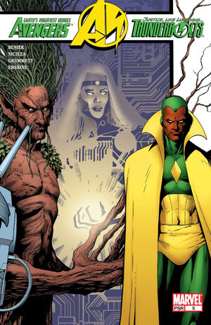 Avengers Thunderbolts Vol 1 5