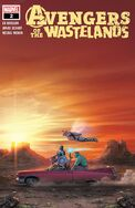 Avengers of the Wastelands Vol 1 2