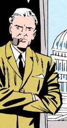 Bill (FBI) (Earth-616) from X-Men Vol 1 2 001