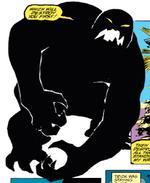 Black Shadow (Earth-616) from Marvel Comics Presents Vol 1 45