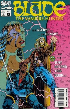 Blade The Vampire-Hunter Vol 1 4