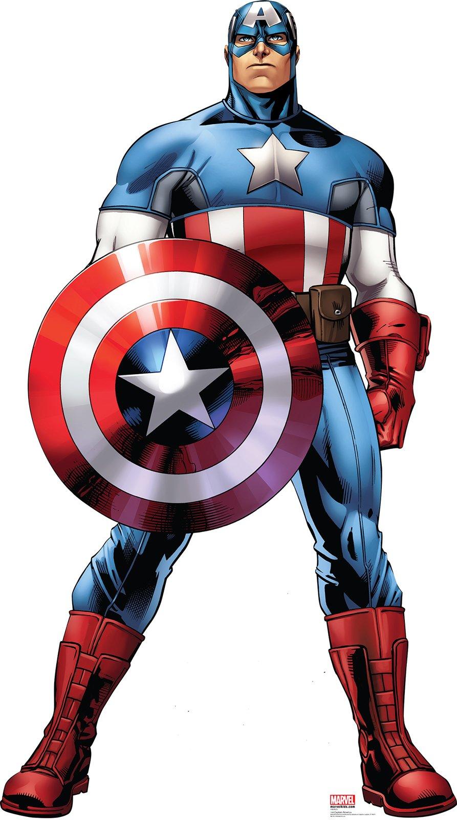 キャプテン アメリカ 日本 人