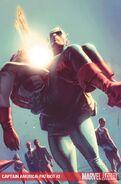 Captain America Patriot Vol 1 2 Textless
