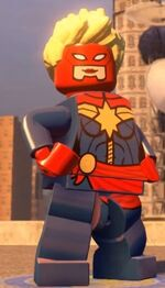 Carol Danvers (Earth-13122) from LEGO Marvel's Avengers 0001