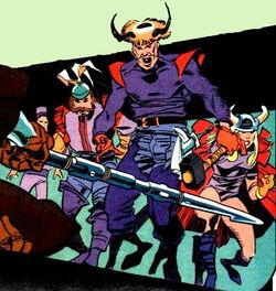 Church of Thor (Earth-928) Spider-Man 2099 Vol 1 3
