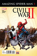 Civil War II Amazing Spider-Man Vol 1 3
