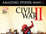 Civil War II: Amazing Spider-Man Vol 1 3
