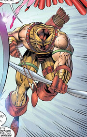 Clinton Barton (Earth-616) from Avengers Vol 2 1 0001