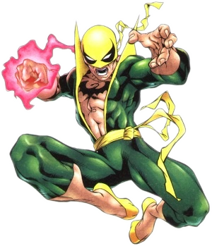 Daniel Rand (Earth-616) from Iron Fist Vol 3 1 0001