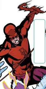 Daredevil (Arcade Android) (Earth-616) from Ghost-Spider Annual Vol 1 1 001