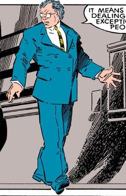 David Moreau (Earth-616) from Uncanny X-Men Vol 1 237 001