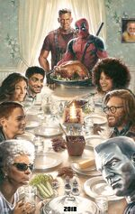 Deadpool 2 poster 001