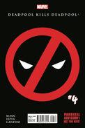 Deadpool Kills Deadpool Vol 1 4