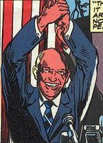 Dwight D. Eisenhower (Earth-616) Saga of the Original Human Torch Vol 1 4
