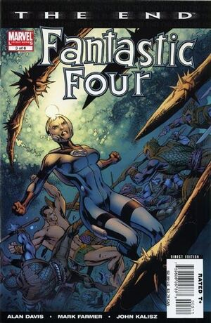 Fantastic Four The End Vol 1 3