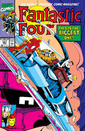 Fantastic Four Vol 1 341