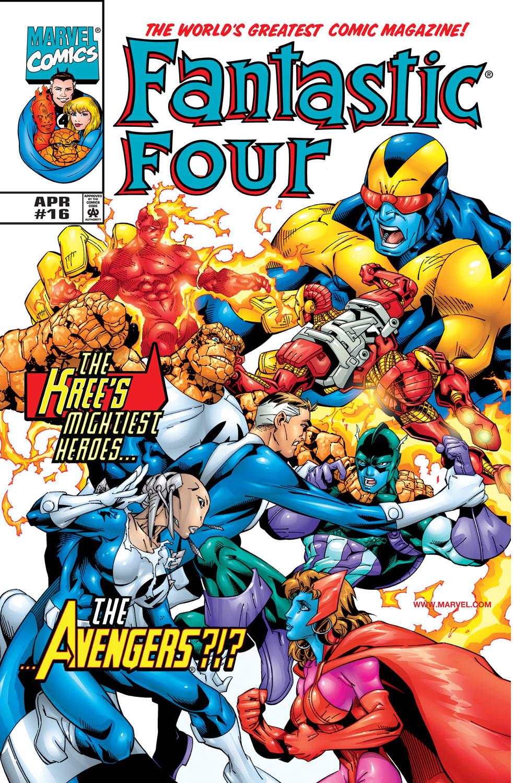 Fantastic Four Vol 3 16