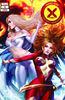 Giant-Size X-Men Jean Grey and Emma Frost Vol 1 1 KRS Comics Exclusive Variant