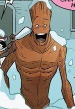 Groot (Earth-Unknown) from Unbelievable Gwenpool Vol 1 25 001