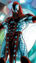 Higher Evolutionary (Earth-616) from Avengers Vol 1 674 0001