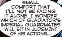 Imperial Guard (Earth-7642) from Gladiator Supreme Vol 1 1 001