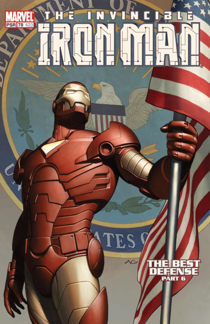 Iron Man Vol 3 78